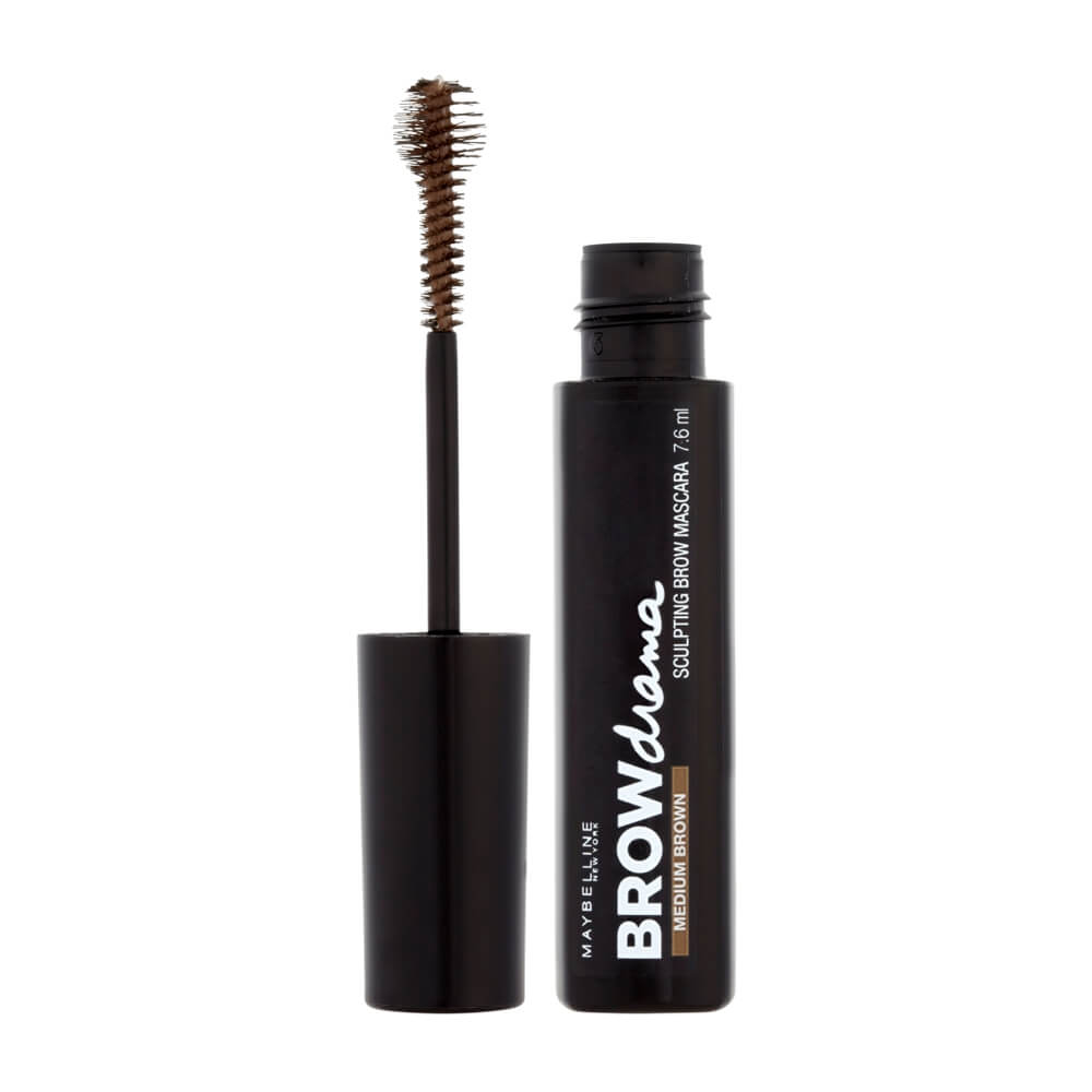 Maybelline Eye Drama Sculpting Brow Mascara - MEDIUM BROWN