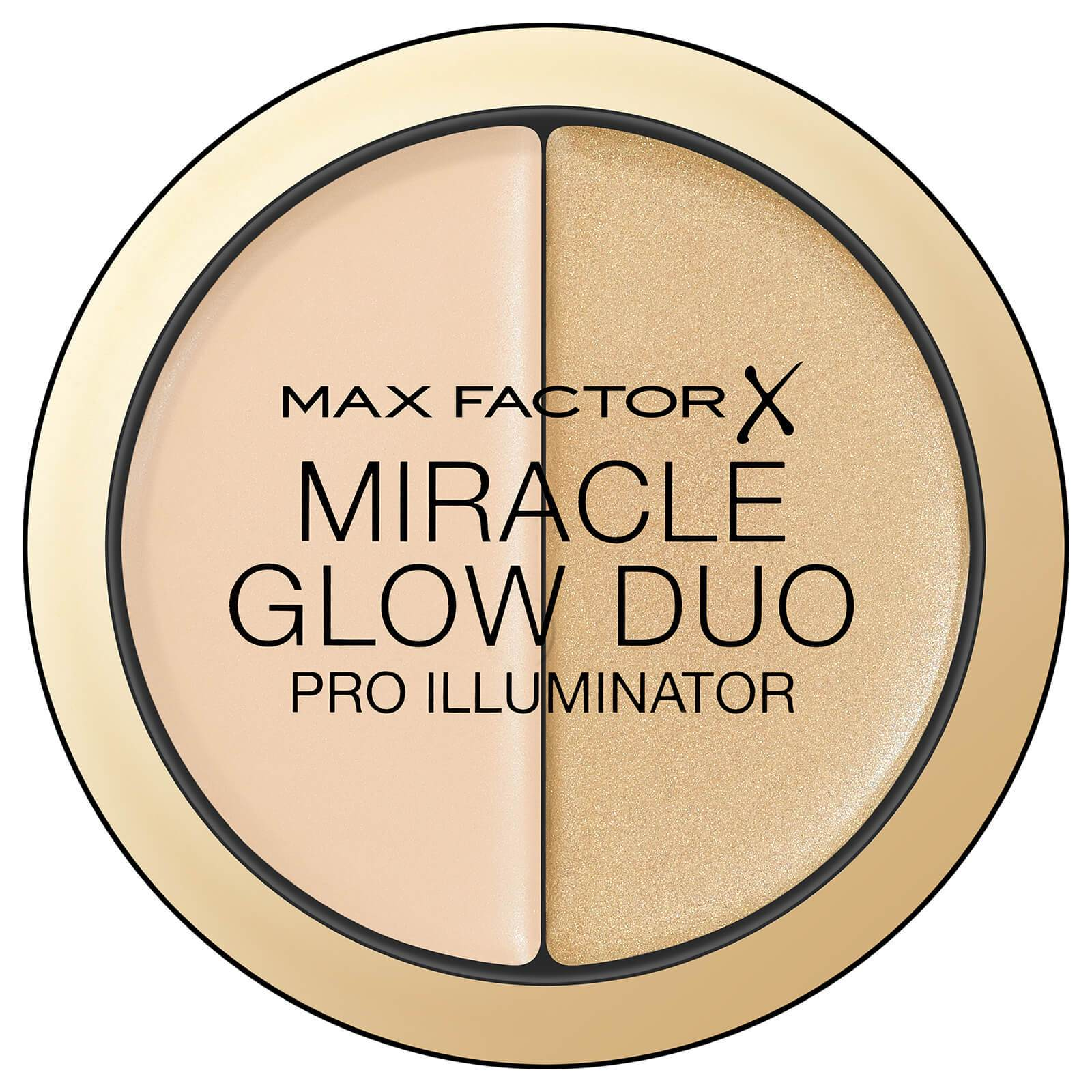 Max Factor Miracle Glow Duo Pro Illuminator - CHOICE OF SHADES