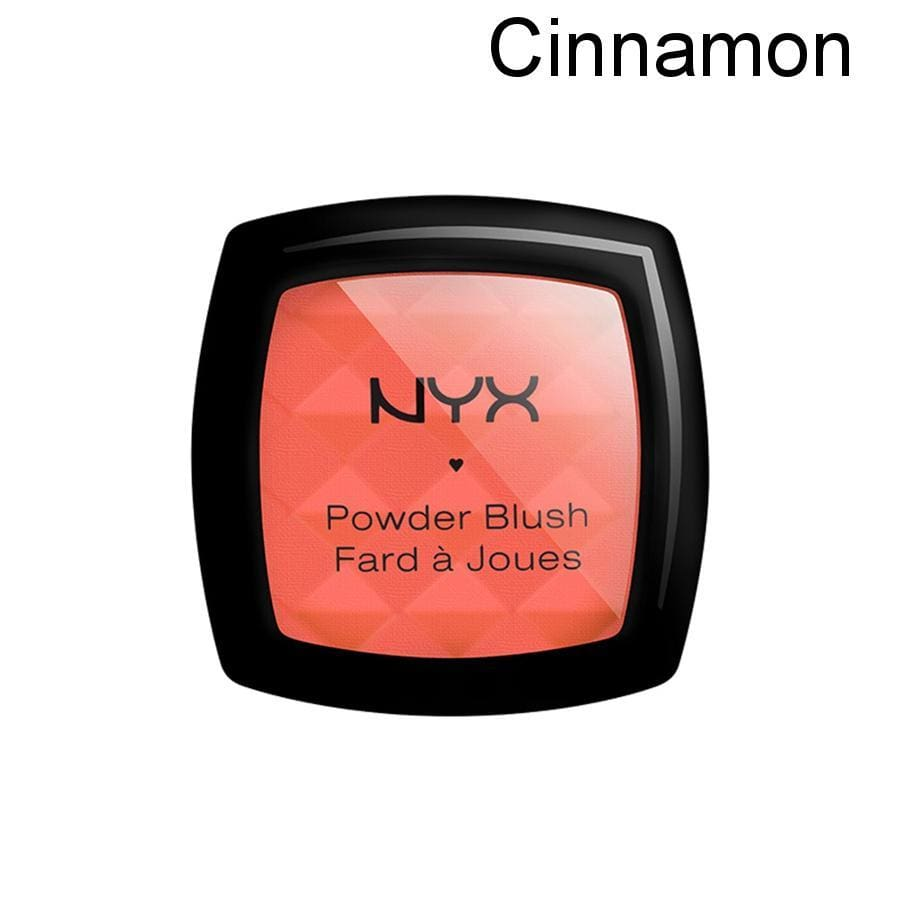 NYX Powder Blush - CHOICE OF SHADES - Cinnamon - Blusher/Bronzer