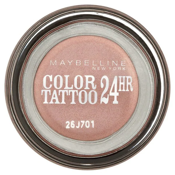 Maybelline 24HR Color Tattoo Eyeshadow - CHOICE OF SHADES