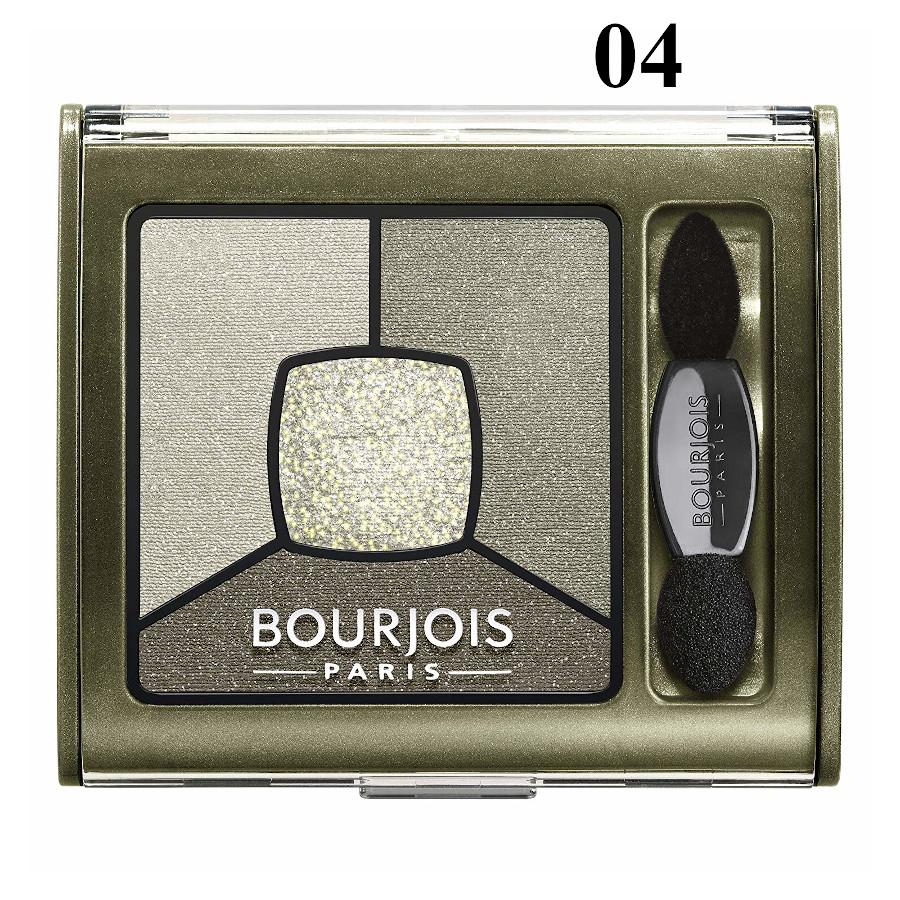Bourjois Smoky Stories Quad Eyeshadow Palette - CHOICE OF SHADES