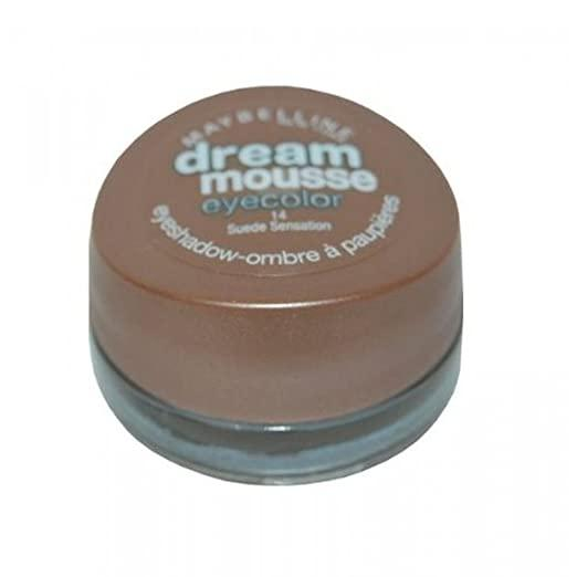 Maybelline Dream Mousse Eyeshadow - CHOICE OF SHADES
