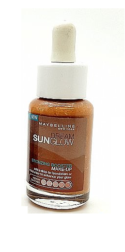 Maybelline Dream Sun Glow Bronzing Booster Make-Up - 02 BRONZE