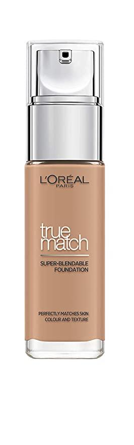L'Oreal True Match Foundation - CHOICE OF SHADES