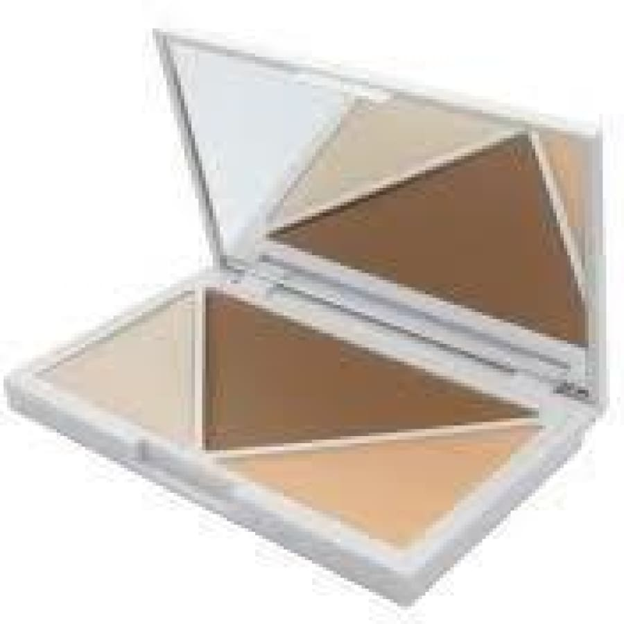 W7 Very Vegan Cream Contour Kit - Fair/Light - Palette