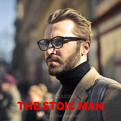 Who is The Stoic Man?