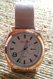 Marc Stoic Rose Gold