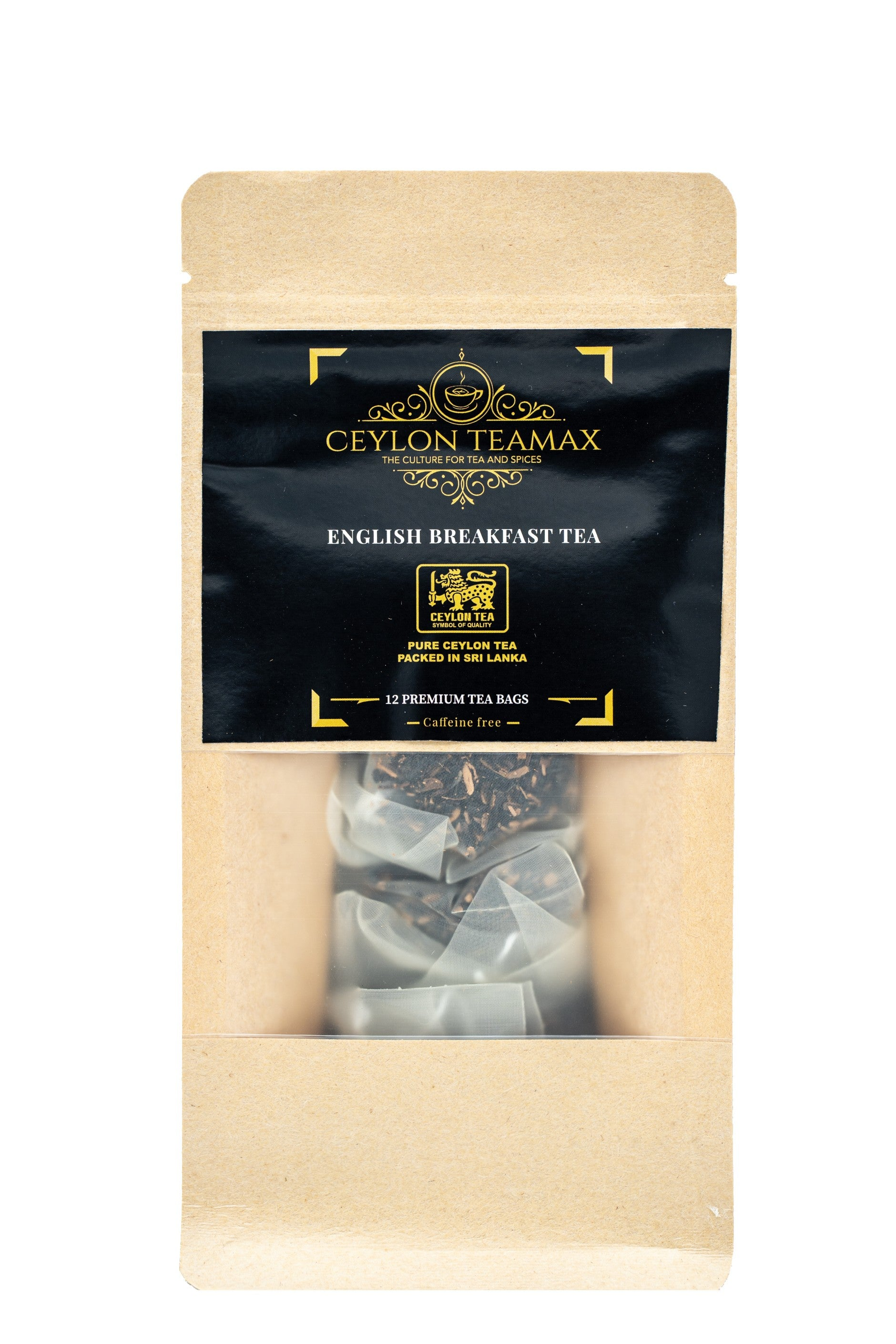 Ceylon English Breakfast Tea