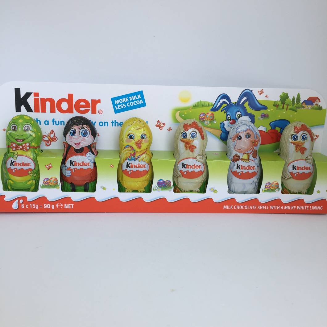 Kinder Easter Eggs 90g