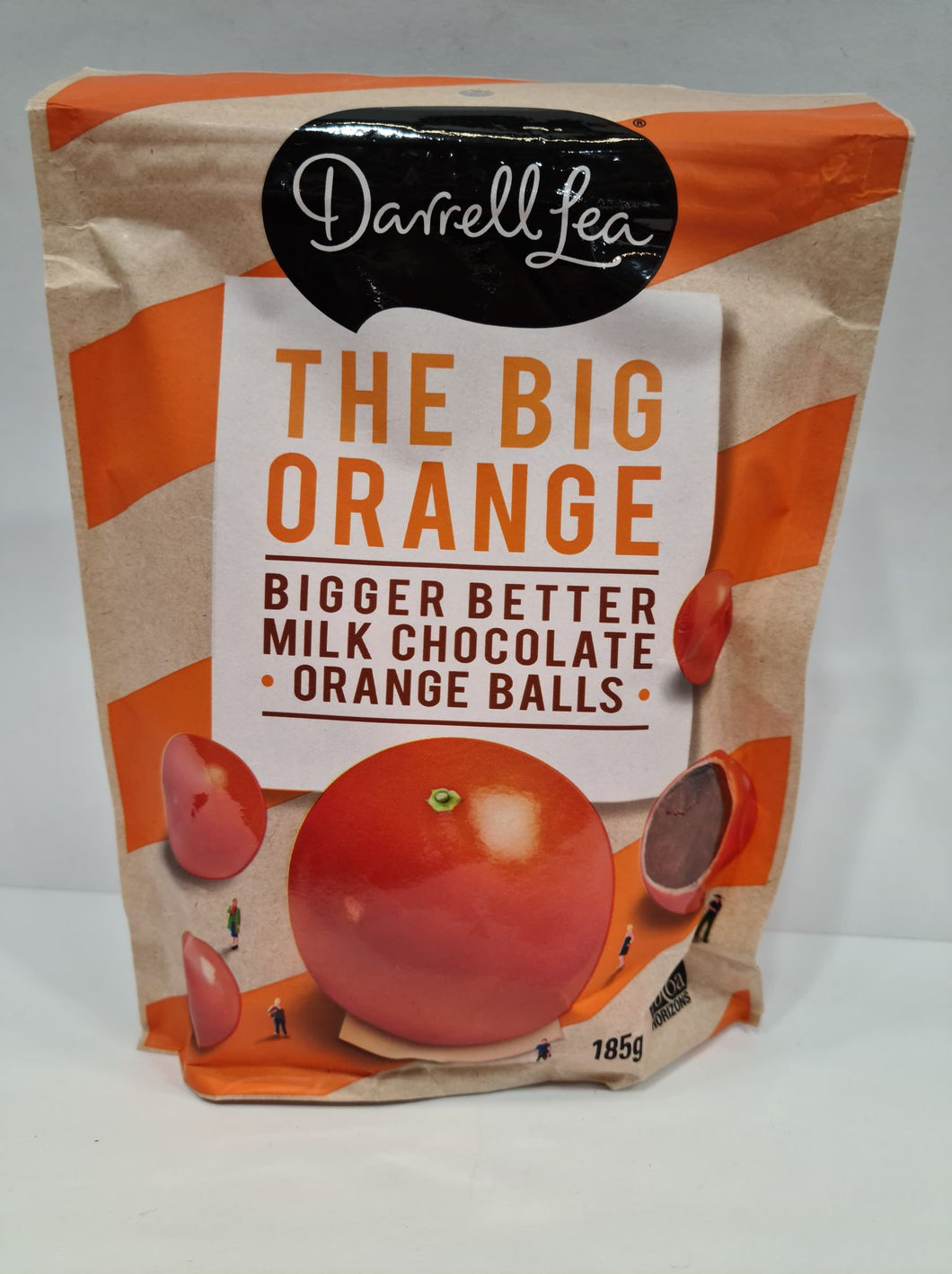 Darrell Lea The Big Orange Chocolate Balls