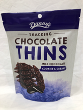Load image into Gallery viewer, Danny's Chocolate Thins