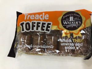 Walker's Treacle Toffee 100g