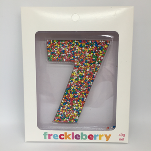 Freckleberry Number 7