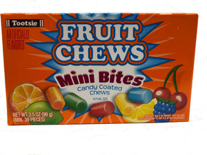 Fruit Chews Mini Bites