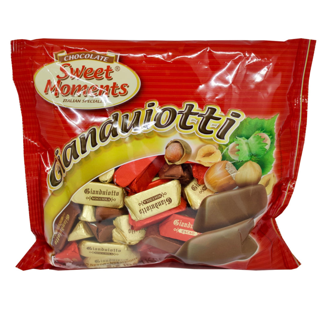Gianduiotti Assorted Chocolates 1kg