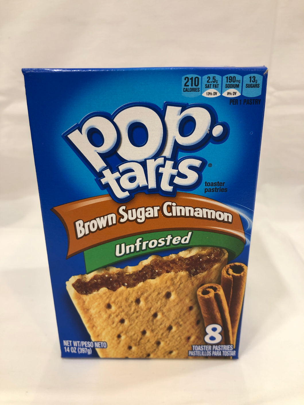 Pop Tarts Brown Sugar Cinnamon