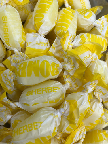 Yellow Sherbet Bombs
