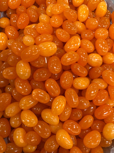 Orange Jelly Beans