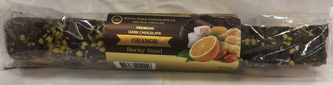 RRC Orange Rocky Road