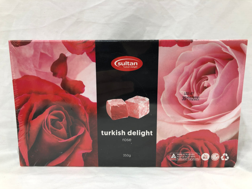 Turkish Delight Gift Box Rose