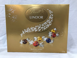 Lindt Assorted Gift Box
