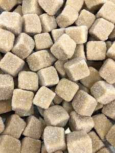 Griotten Cubes Dutch Licorice