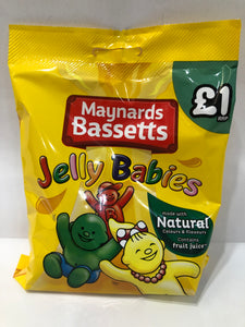 Bassett Jelly Babies Bag