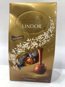 Lindor Assorted Chocolate Pouch