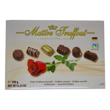 Load image into Gallery viewer, Maitre Truffout Pralines (Red or White 180g Box)