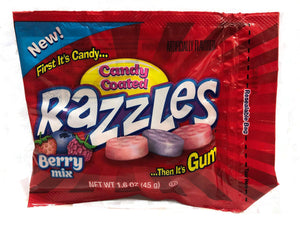Razzles Berry Mix