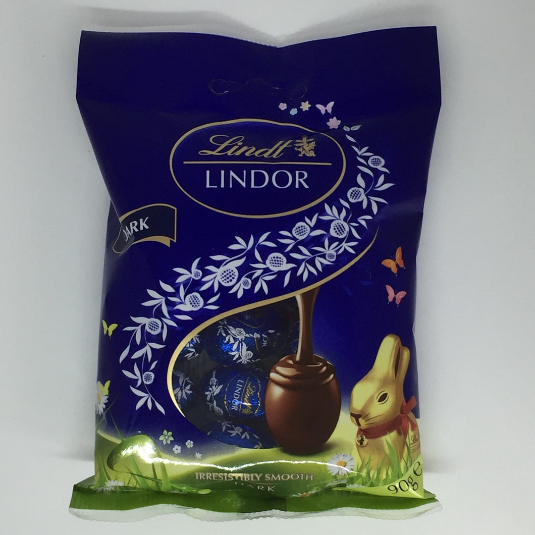 Lindt Dark Chocolate Lindor Eggs 90g