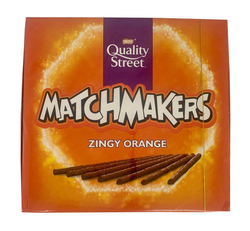 Matchmakers Zingy Orange