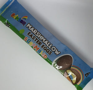 Marshmallow Easter Eggs Scrambled 120g