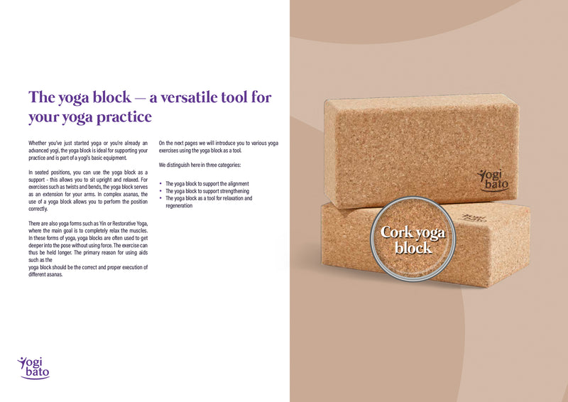 E-Book Yoga Block