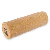 Laying Yogibato fascia Roller made of cork for trigger point massages