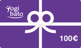 Yogibato Online Shop Gift Cards purple value 100€