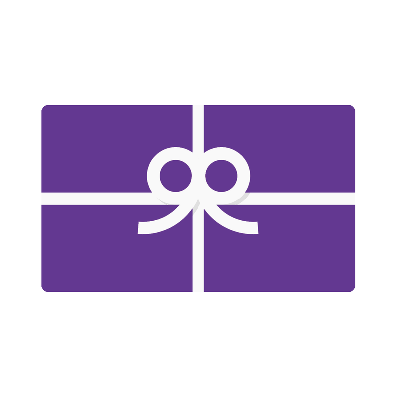 Yogibato Online Shop Gift Cards purple