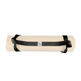 Yogibato yoga mat carrying strap in black