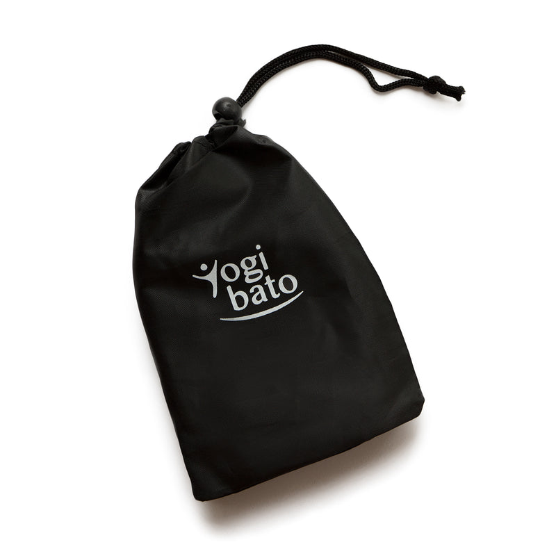 Carrying bag for Yogibato yoga and stretching strep