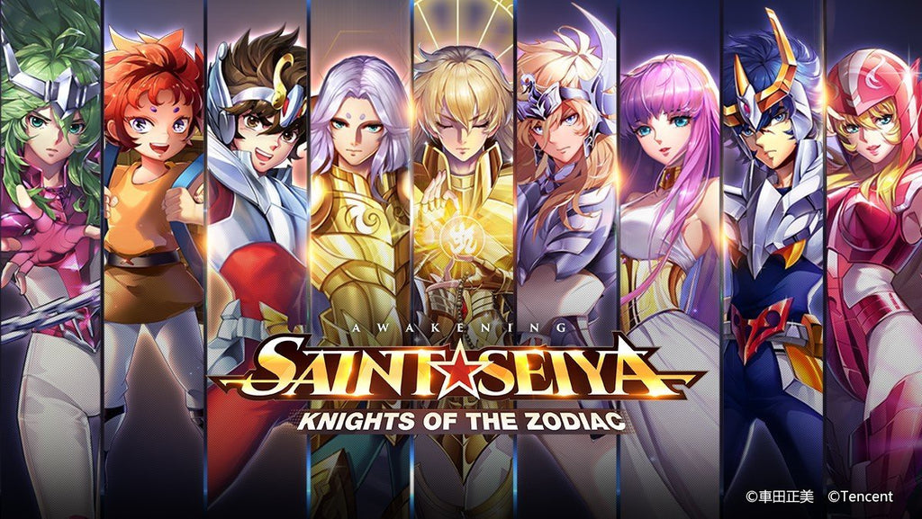 Saint Seiya: The Knights of the Zodiac