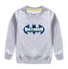 Batman printed kids hooded.