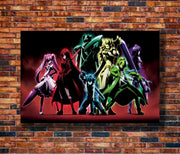 Akame Ga Kill beautiful poster. - Adilsons