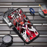 Akame Ga Kill silicone case for Samsung. - Adilsons