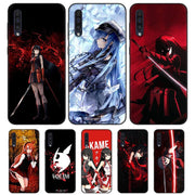 Akame Ga Kill TPU soft case for Samsung. - Adilsons