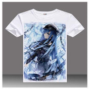 Akame ga KILL unisex cotton casual T-Shirt. - Adilsons