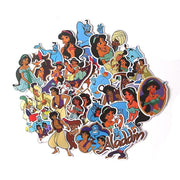 Aladdin decoration stickers 39pcs. - Adilsons