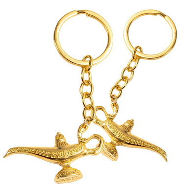 Aladdin magic lamp keychain. - Adilsons
