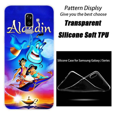 Aladdin silicone phone case for Samsung. - Adilsons