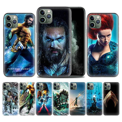 Aquaman amazing case for Apple IPhone. - Adilsons