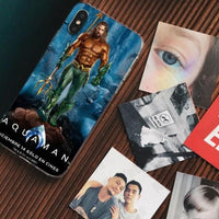 Aquaman beautiful phone case for Apple IPhone. - Adilsons